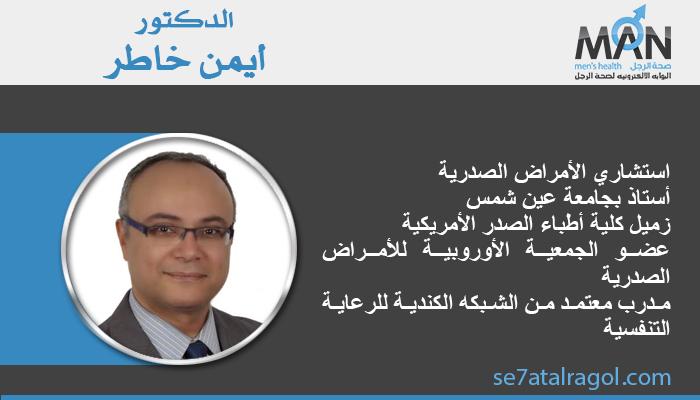 Dr Ayman Khater